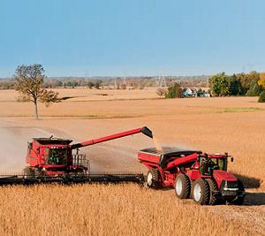 Agricultura cosecha
